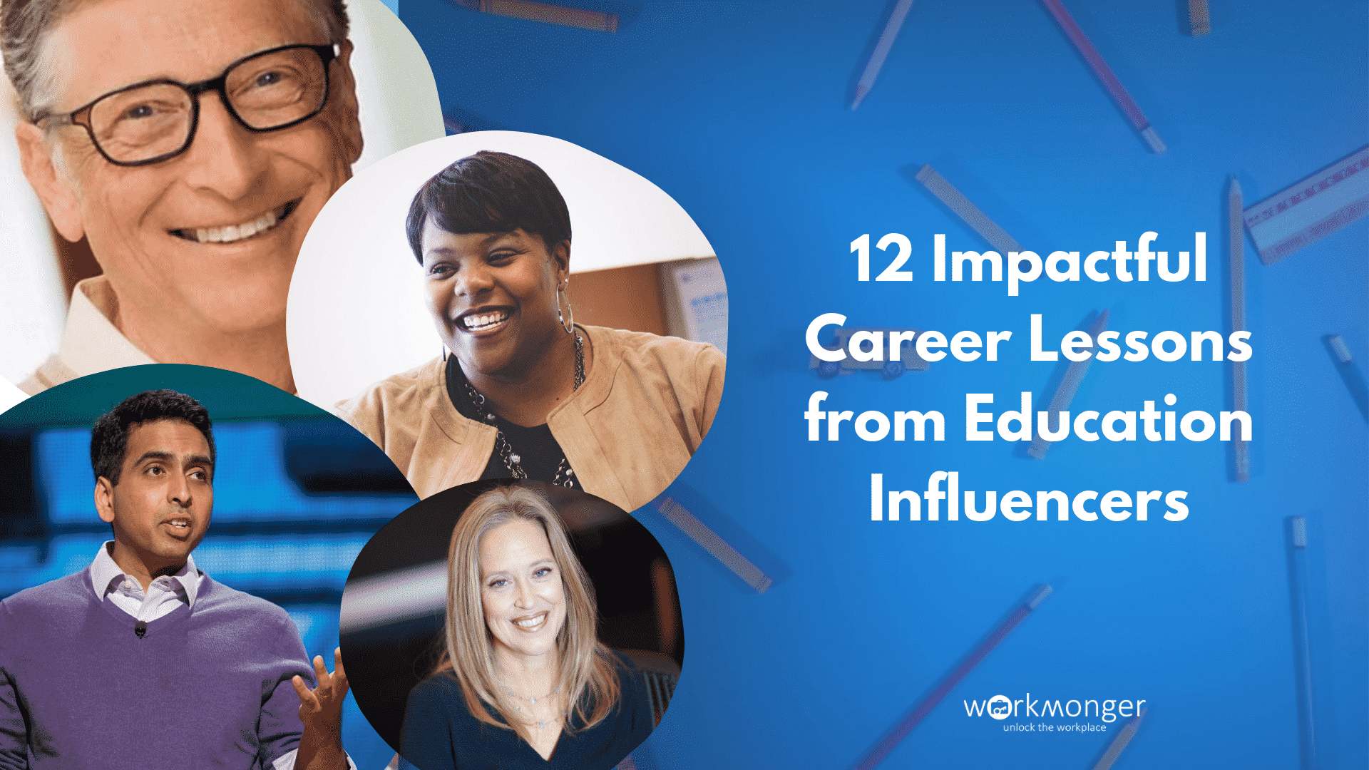 WorkMonger Education Career Advice For Non-Teaching Education Professionals -12 Impactful Career Lessons From Education Influencers